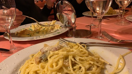 A must try - Carbonara