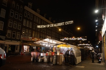 Great Market near my brother's flat!